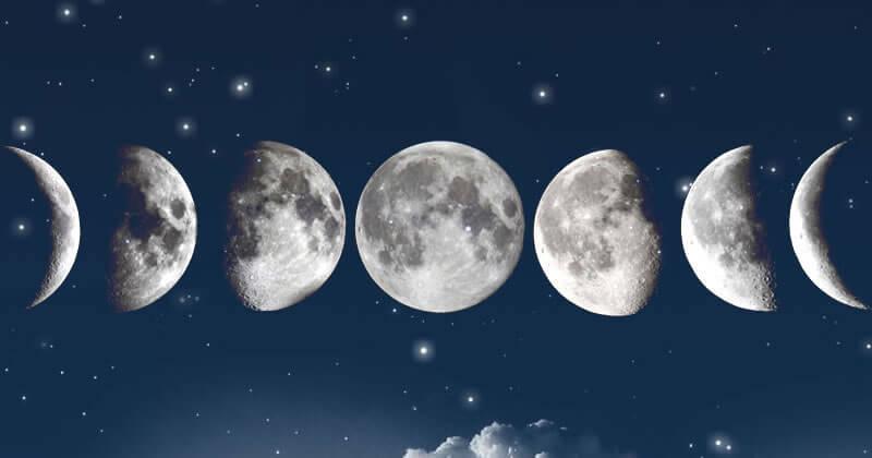 Casa Arole | Qual a lua de hoje? Acesse e aprenda a descobrir a fase da lua sem usar calendário - basta olhar para o céu e a natureza te responderá!