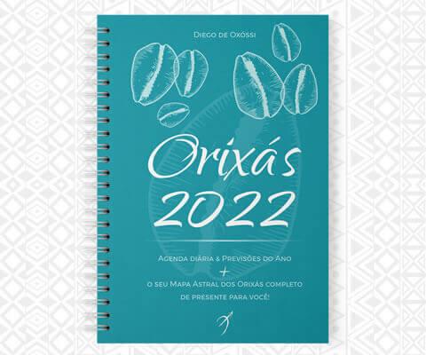 Agenda Orixás 2022